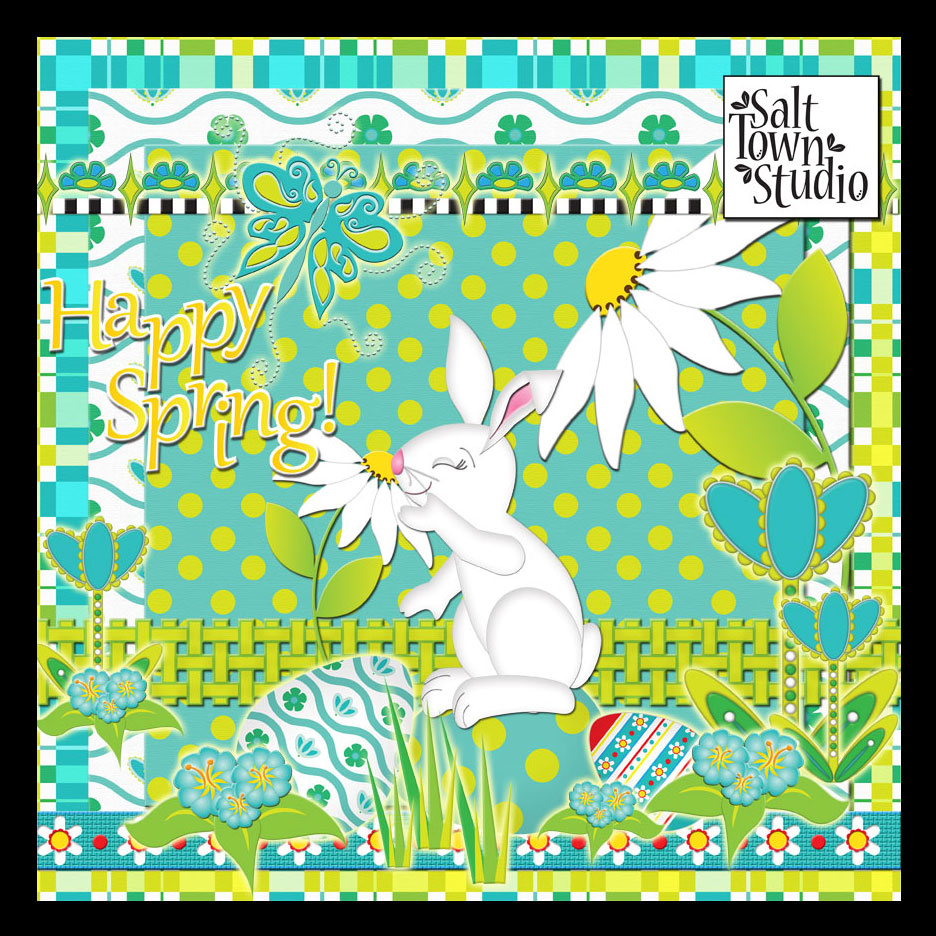 Silly Rabbits: The Smell of Spring